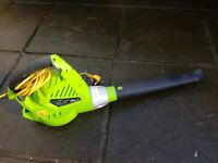 Challenge electric leaf blower