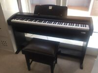 Classenti CDP1 Digital Piano With Stool in very good working condition.