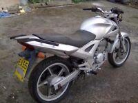Honda cbf 250cc parts spares