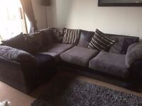 L shape sofa - Great condition - only £400