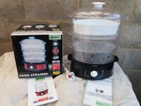 Delta 3 Tier Food Steamer. Brand New and Perfect