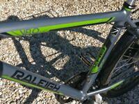 Raleigh Velo XC Electronic Bike - GREAT CONDITION