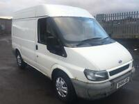 2005 Ford Transit May swap or part X