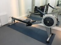 Concept 2 rower model E, perfect clean condition, owned from new
