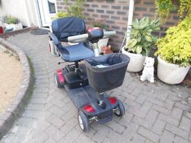 Eclipse car boot mobility scooter