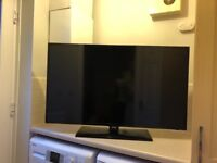 "47"" Samsung LED HD television"