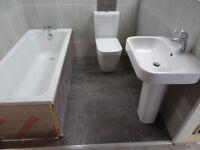 £698 Ex-Display Duravit Full Bathroom Suite