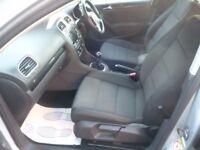 Volkswagen GOLF Match TDI,5 door hatchback,1 former keeper,2 keys,full MOT,FSH,Stop/Start,PN11YBG