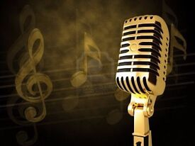 Singer plus a separate Lead Guitarist required (project 1) Singer Songwriter (project 2)