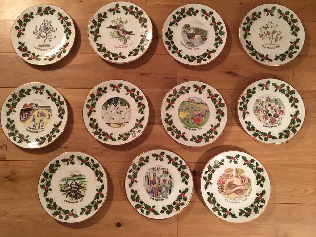 Royal grafton plates