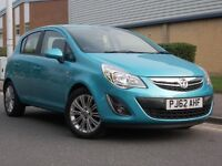VAUXHALL CORSA 1.2 SE LOW MILEAGE 7,000 FULL SERVICE HISTORY, LONG M.O.T IMMACULATE CONDITON