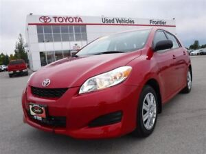2014 Toyota Matrix Remote Starter Included
