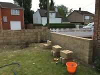 Semi skilled and skilled builders and labours wanted