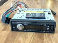 Sendai car stereo, USB Memory card