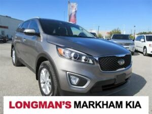 2016 Kia Sorento 2.4L LX AWD One Owner