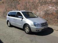 2008/57 KIA SEDONA CRDI AUTOMATIC 7 SEATER DIESEL FINANCE AVAILABLE FROM £26 PER WEEK