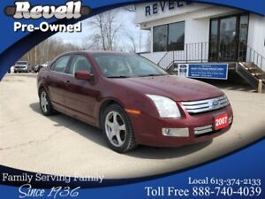 2007 Ford Fusion SEL AWD | 3.0L | Moon | Lthr | Only 161k.
