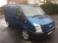 Ford transit blue/ or metallic blue wanted HAMPSHIRE.