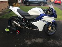 Honda CBR600F LOTS OF EXTRAS & VERY LOW MILEAGE