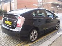 TOYOTA PRIUS T SPIRIT 2013 UK CAR +++ 1 YEAR PCO UBER READY +++ 5 DOOR HATCHBACK