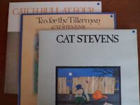 CAT STEVENS VINYL LP JOBLOT