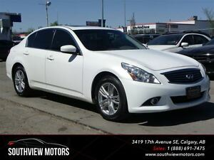 2011 Infiniti G37X Luxury AWD|BACK-UP-CAMERA|LEATHER|ROOF