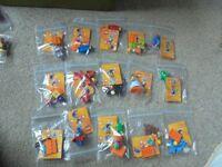 LEGO SERIES 18 THE PARTY MINI FIGURES