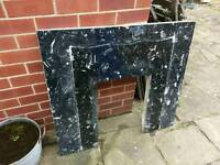 FREE! Marble inset for fireplace