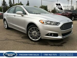 2016 Ford Fusion Leather, Navigation, Sunroof