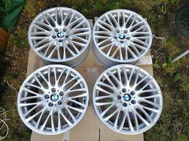 Genuine BMW Alloy Whells 20'' style 149