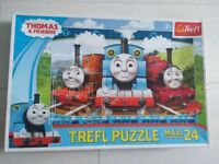 Kids' Thomas & Friends 24 Maxi Floor Jigsaw Puzzle 40 x 60 cm (3 years +)