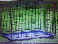 Medium dog crate!