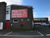 Office to Rent In Aberkenfig, Bridgend
