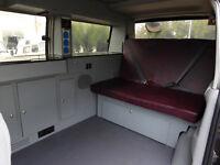 Mazda Bongo 2.5TD AFT 4WD manual gearbox converted campervan - spares or repair