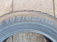 195 65 15 Brand New Landsail Tyres x4