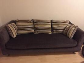 Three Seater Sofa - Designer Guild