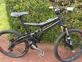Marin Wolf Ridge Mountain Bike Large frame