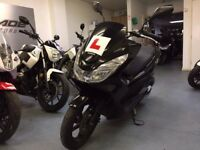 Honda PCX 125cc Automatic Scooter, Black, Very Good Condition, ** Finance Available **