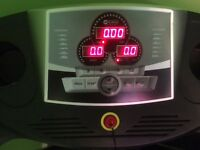 Treadmill and multi gym
