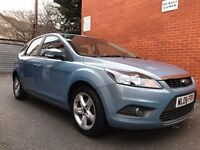 Great Condition Ford Focus 1.6 Petrol Zetec Blue