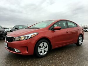 2017 Kia Forte LX FWD *Backup Camera* *Heated Cloth* *Wifi*