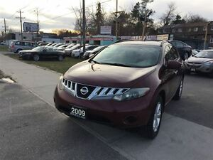 2009 Nissan Murano S, AWD, PUSH START, NEW TIRE'S