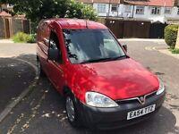 2004 Vauxhall Combo 1.3 CDTi 16v 1700 Panel Van 3dr Good Runner @07445775115
