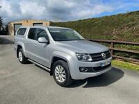 2012 Volkswagen Amarok 2.0 Tdi Highline DSG Automatic Pick Up No Vat