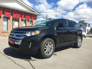 2011 Ford Edge Limited AWD Navi, Pano Roof, Reverse Camera