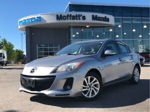 2013 Mazda Mazda3 GS-SKY Touring ED. GS TOURING LEATHER, BOSE, S