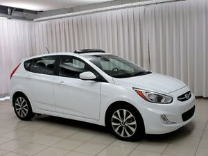 2017 Hyundai Accent AT LAST, THE PERFECT CAR FOR YOU!! GLS 5DR H
