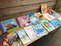 Selection of children's books