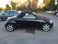 2005 FORD STREET KA CONVERTIBLE 1.6 LUXURY IN EXCELLENT CONDITION