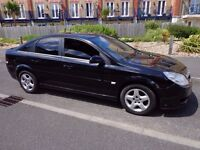 Vauxhall Vectra Exclusive 2007 (57 Plate) , Black MOT till November - NEED A VERY QUICK SALE